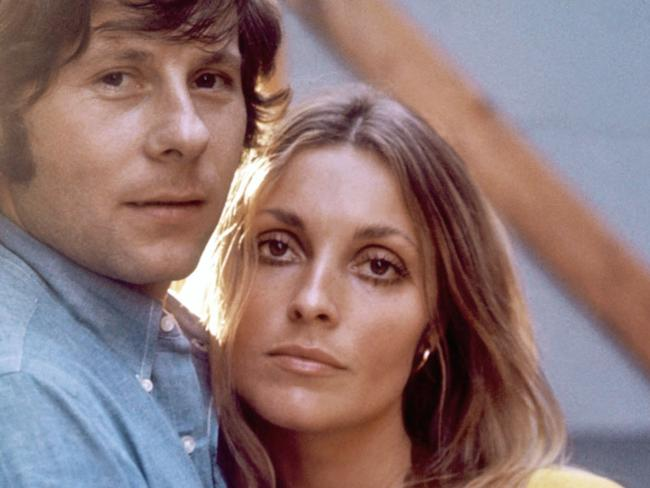 Roman Polanski and Sharon Tate. Picture: Supplied