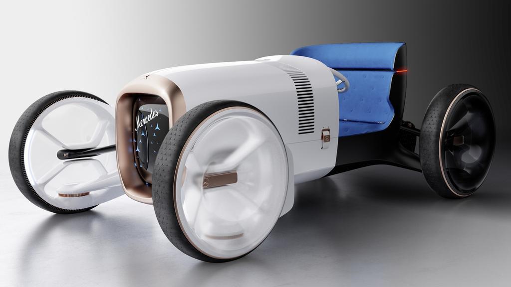 e86baaaf388a01ed970a412b22529181?width=1024 - Vision Mercedes Simplex concept: a nod to the 35 PS