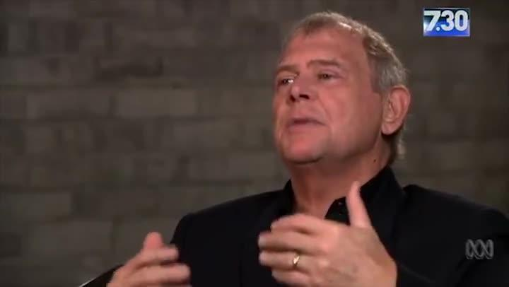 John Farnham talks about how music is about connecting with people