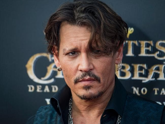 Johnny Depp has endured a difficult few years. Picture: AFP/Johannes Eisele