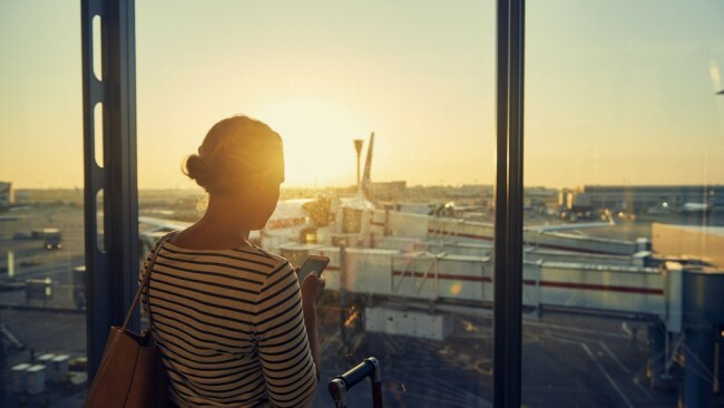 Dreams of living overseas are being put on hold until her partner is ready to take the leap. Photo: iStock