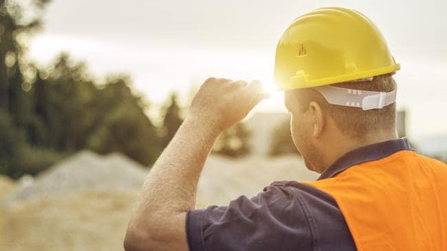 A New Zealand carpenter had his severed thumb reattached to his groin after a workplace accident. Picture: iStock