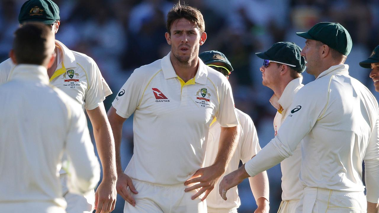 Could Mitchell Marsh step up and become Tim Paine's deputy?