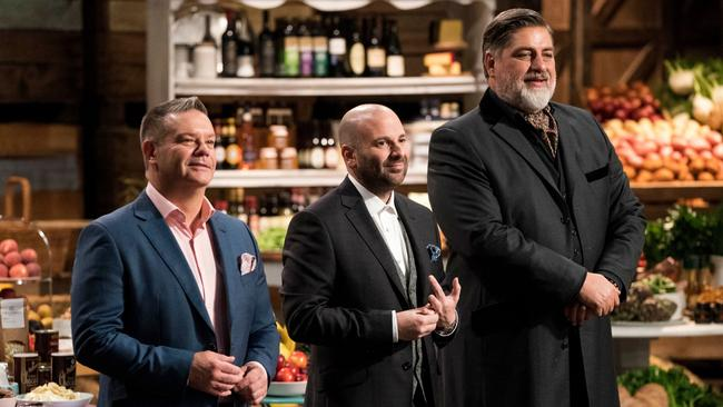 Mehigan, Calombaris and Preston have formed their own production company.
