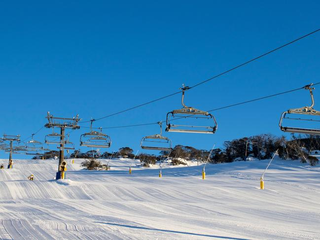 Perisher is open from today. Picture: Perisher Ski Resort
