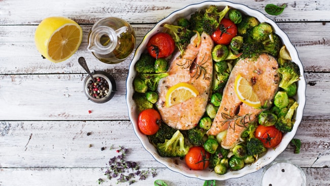 Salmon is packed with omega-3, perfect for your hormones. Image: iStock.