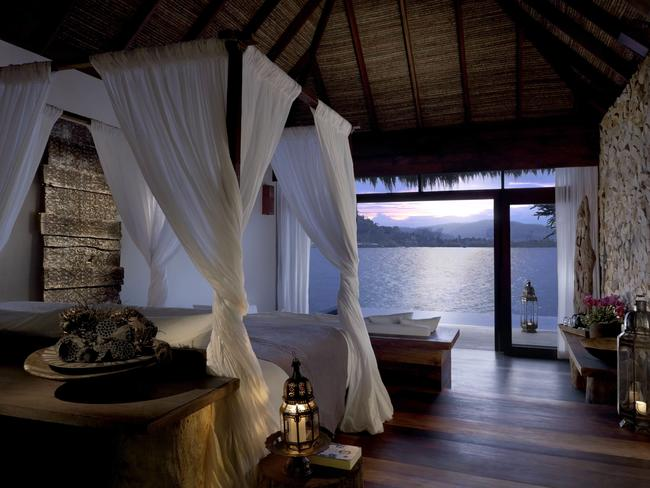 Song Saa Private Island was listed among Mr & Mrs Smith's top local hero hotels for 2016.