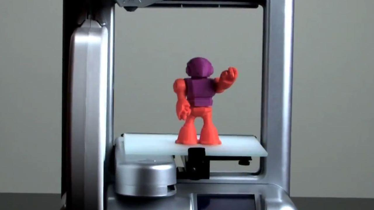3D Systems Print Everything but Money