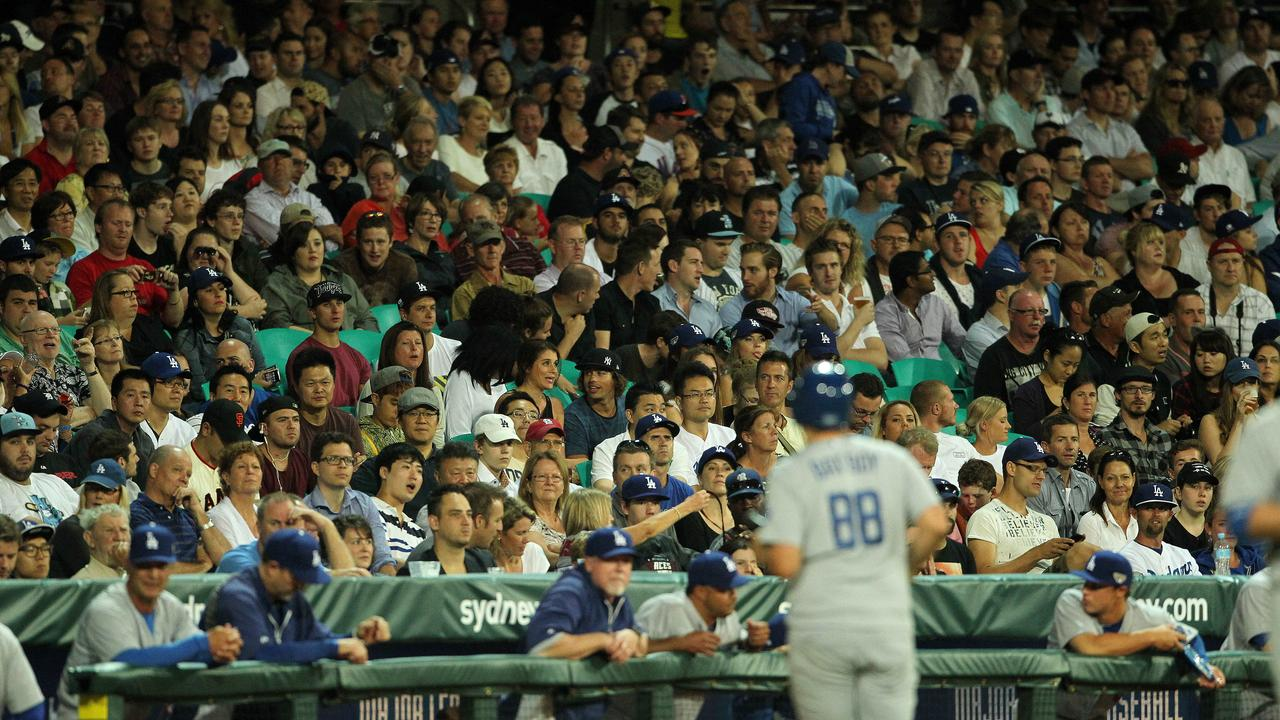 The MLB could come back to Australia.