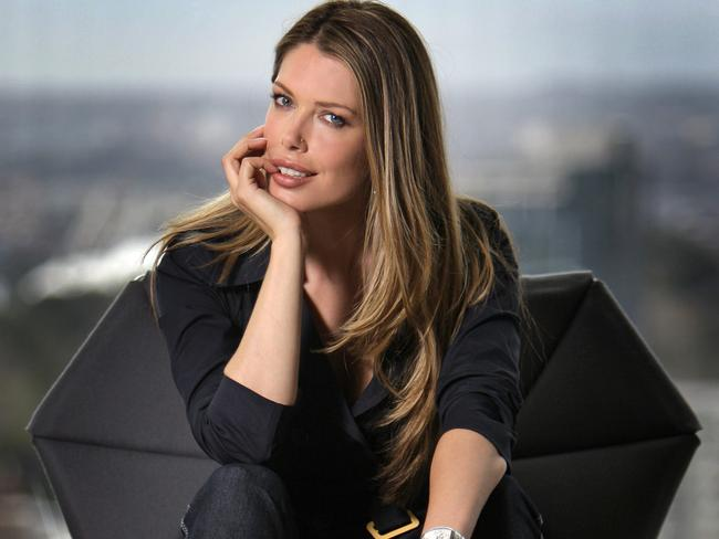 Former model turned author Tara Moss is worried about changes to copyright laws in Australia.