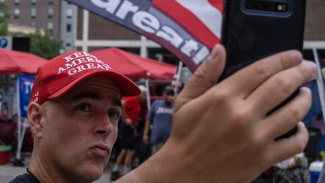 Trump rally Tulsa: Trump supporters boldly flout COVID-19 rules – NEWS.com.au