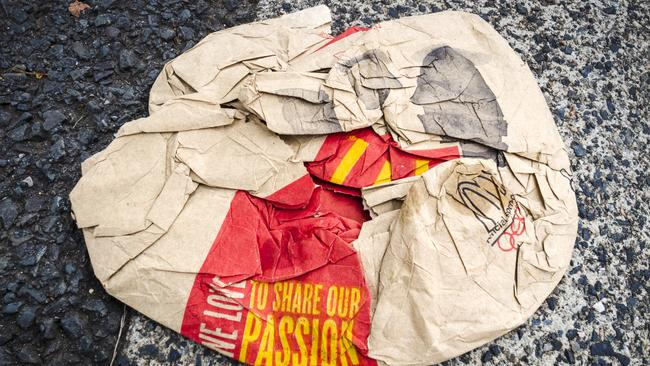 It's not the first time a crook has been caught out by a McDonald's order. Picture: iStock