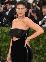 Kylie Jenner attends the Heavenly Bodies: Fashion and The Catholic Imagination Costume Institute Gala at The Metropolitan Museum of Art on May 7, 2018 in New York City. Picture: Getty Images