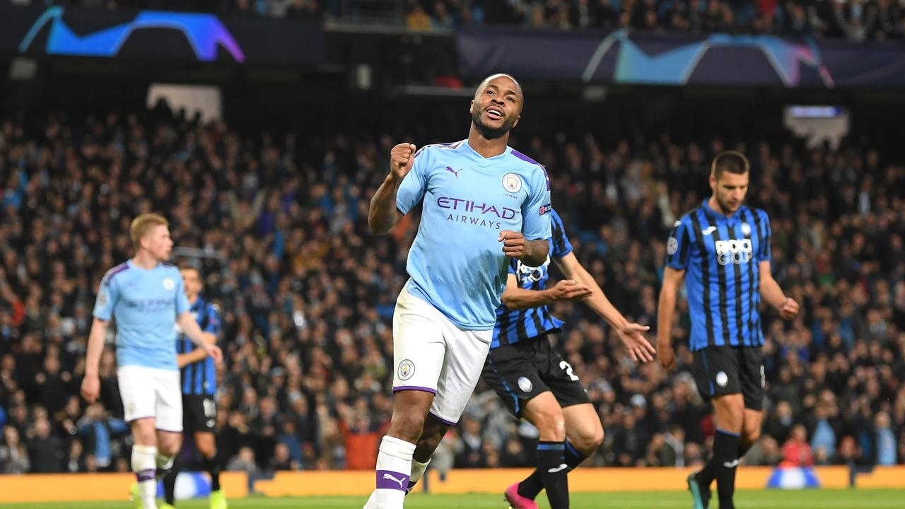 Raheem Sterling got his second hat-trick of the season.