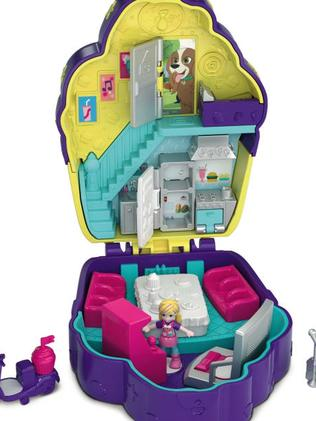 The new Polly Pocket will be launched in the US in June.