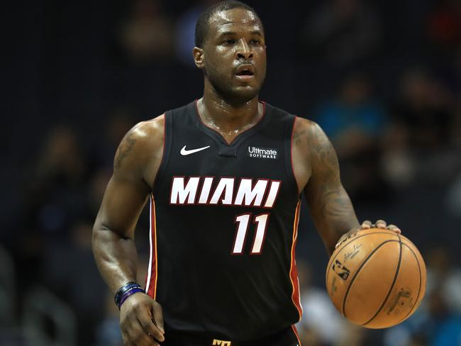 Dion Waiters hit some serious turbulence.