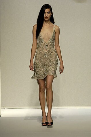Collette Dinnigan Ready-to-Wear Spring/Summer 2006