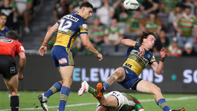 Missed penalty goal costly in eight-point turnaround as Rabbitohs comeback over Eels – NEWS.com.au