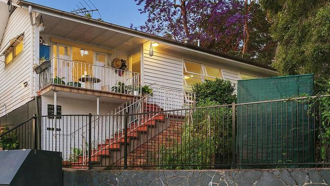 43 Iona Tce, Taringa is on the market.
