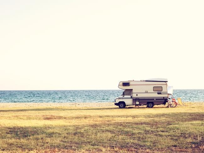 Backing up a caravan is stressful enough. Picture: iStock