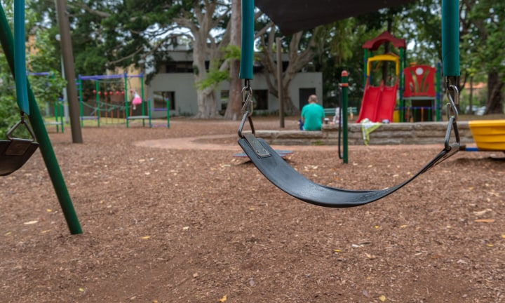 Council says fences around playgrounds stop kids' creativity