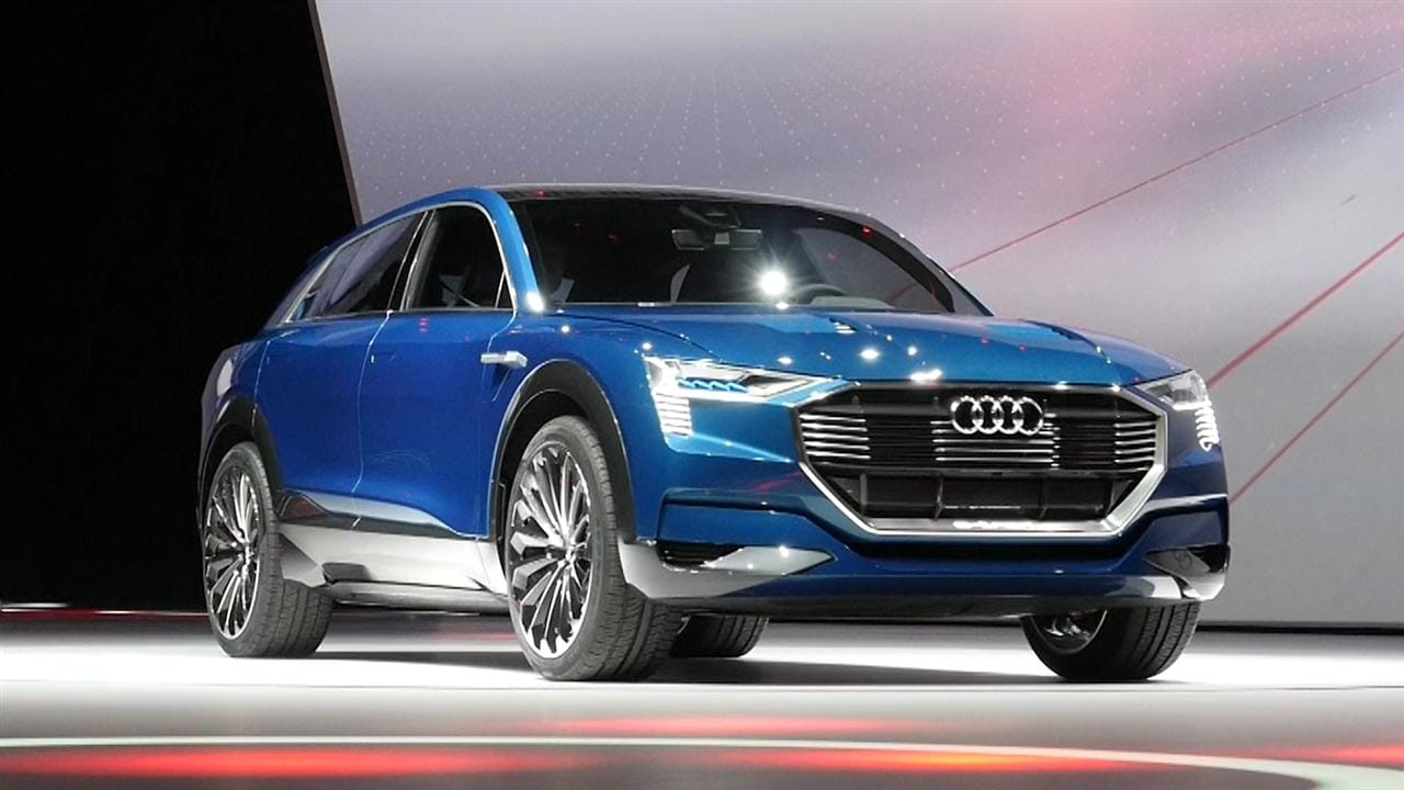 Audi Electric Cars Carmaker Thinks It Will Blow Tesla Out Of The Water - What company makes audi cars