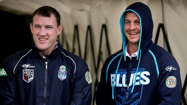 Friday is State of Origin D-day for wounded New South Wales Blues duo
