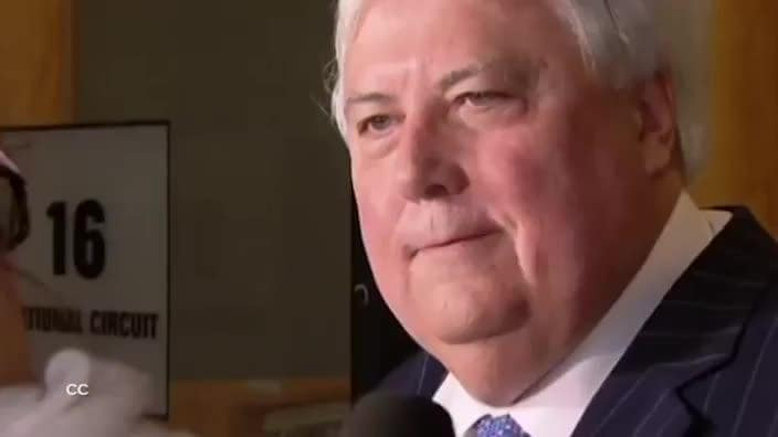 Four Corners: Clive Palmer