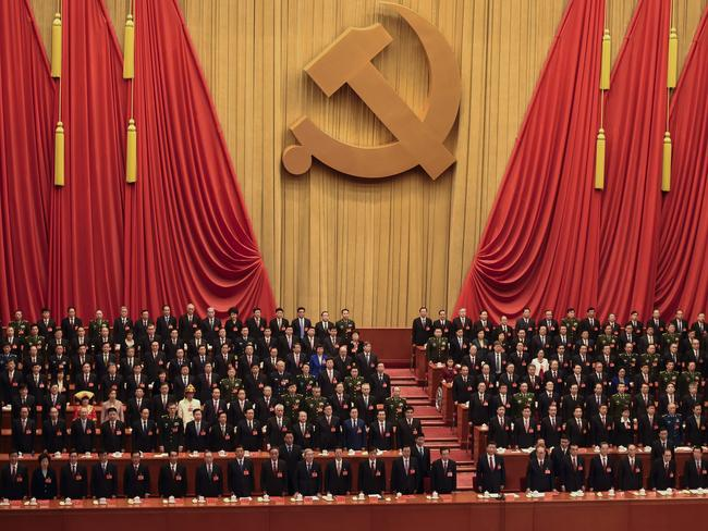 Since taking up the position of President-for-life earlier this year at 19th Communist Party Congress, Xi Jinping has set about cementing his grip on power. Picture: AFP