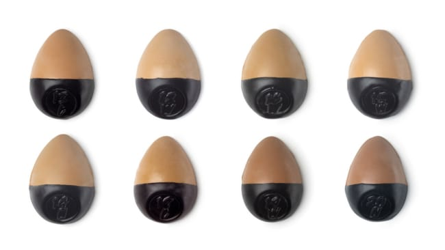 This is what a naked foundation looks like. Image: Lush