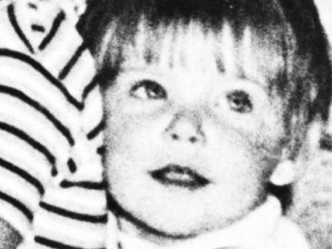 Cheryl Grimmer was three when she vanished.