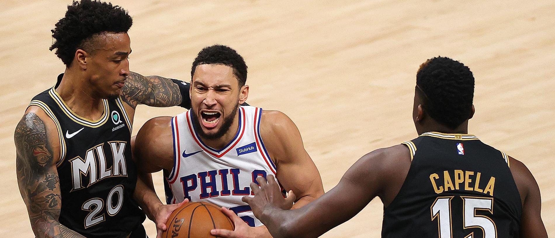 Philadelphia 76ers v Atlanta Hawks - Game Six
