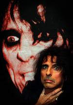 <p>Alice Cooper in Sydney during his 1997 tour.</p>