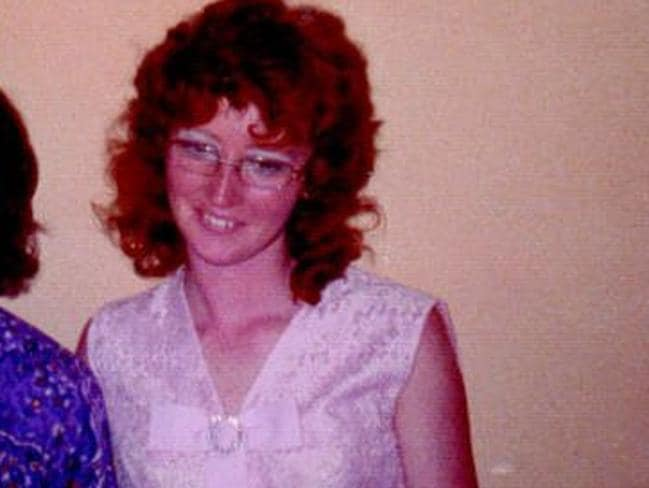 A photo of a young Katherine Knight, before she was sentenced to life in prison and was abandoned by family and friends.