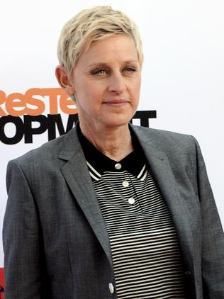 DeGeneres took issue with a story Griffin shared in her memoir. Picture: Kevin Winter/Getty Images)