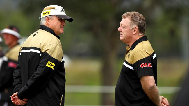 how to get into nrl coaching