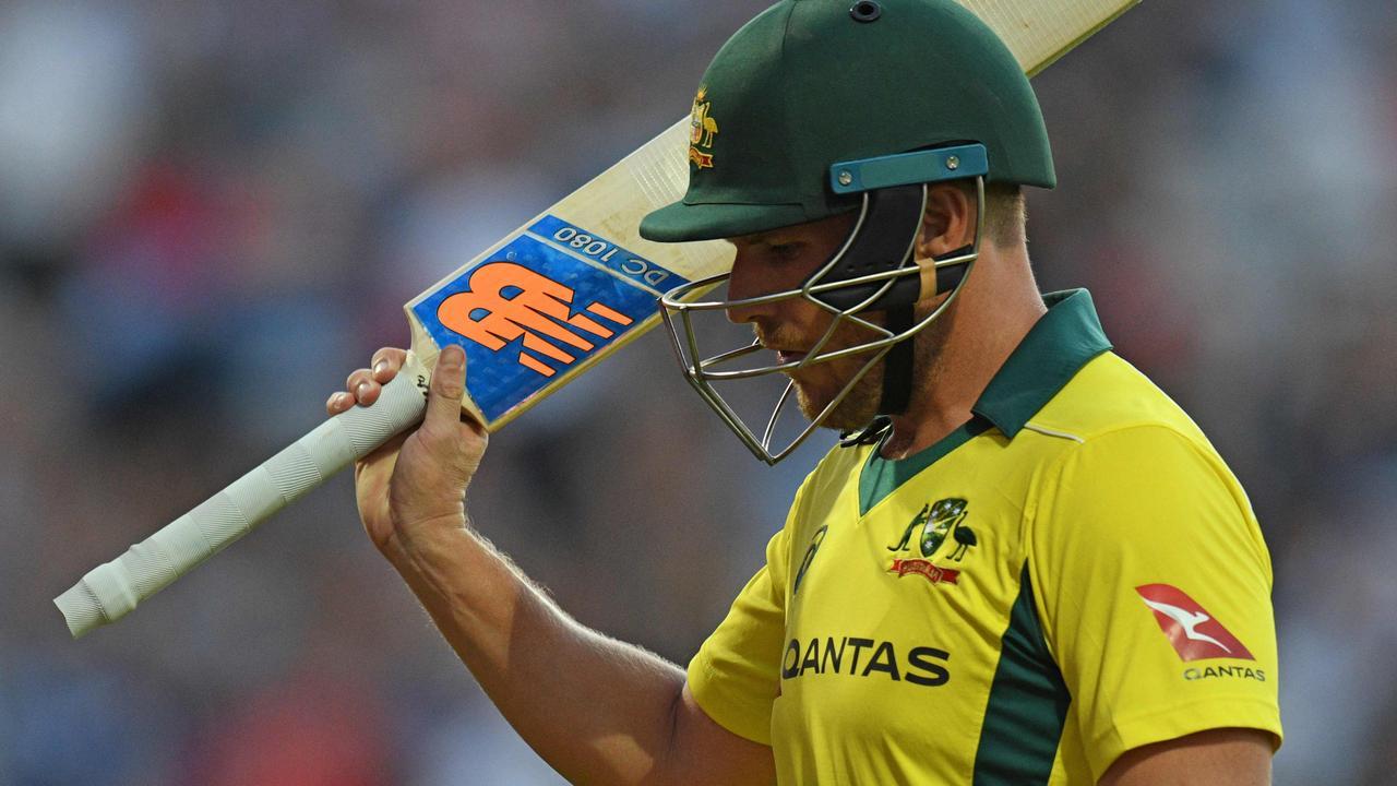 Aaron Finch will captain Australia's Twenty20 side in Zimbabwe.