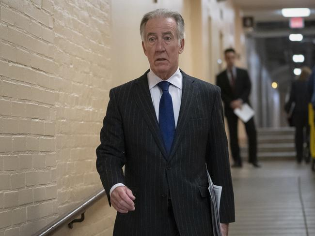 House Ways and Means Committee Chairman Richard Neal has lodged a formal request that Donald Trump and the IRS produce his tax returns. Picture: AP