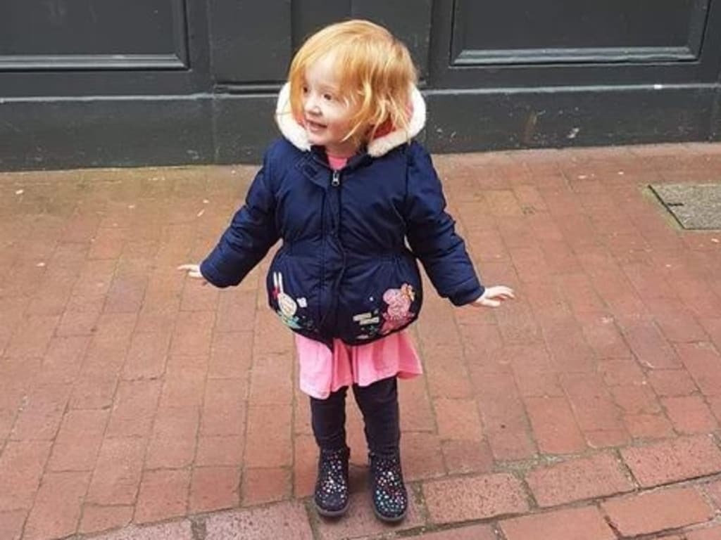 Aoife's mum has started a charity in memory of her daughter. Picture: Aoife's Bubbles/Supplied