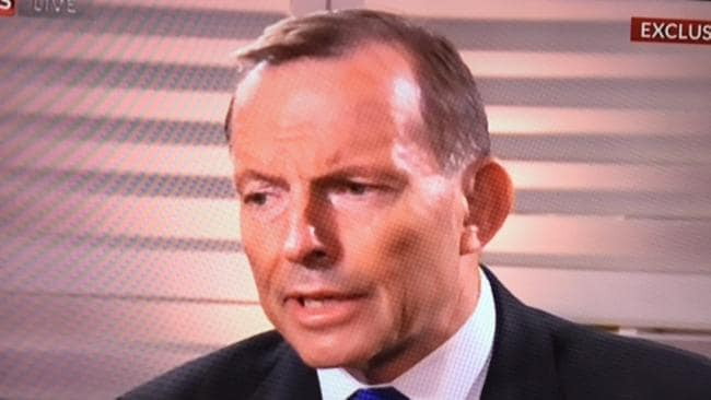 Tony Abbott says he still is undecided about his future.