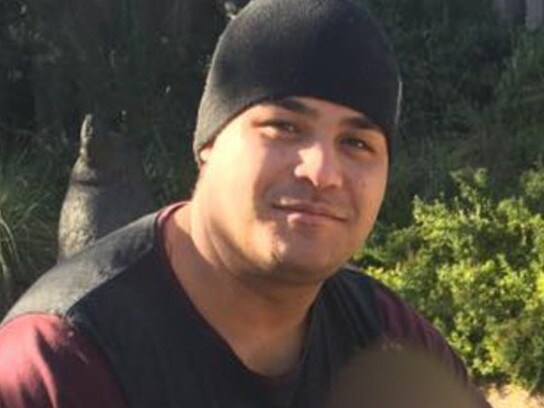 Ben Togiai was shot in the face about 10pm on Friday at the boxing event in Kensington, Melbourne.