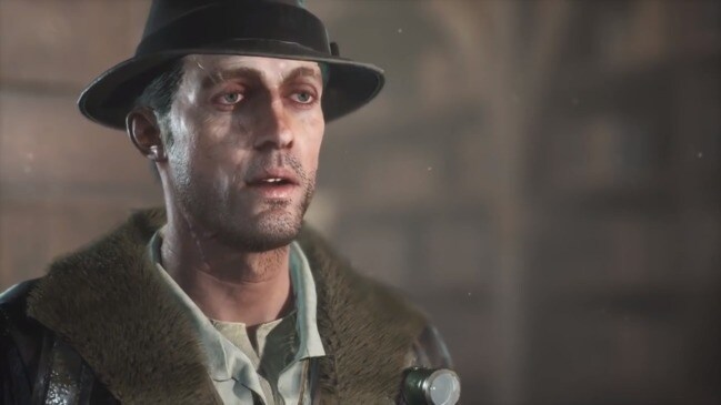 The Sinking City - Detective Gameplay Trailer
