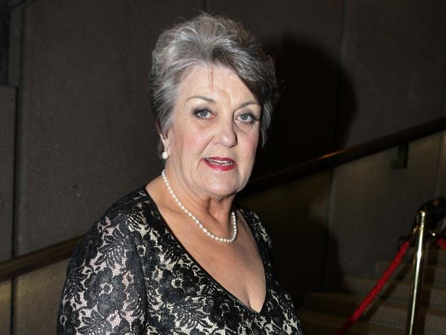 Maggie Kirkpatrick in 2009 at an event at the Sydney Opera House.