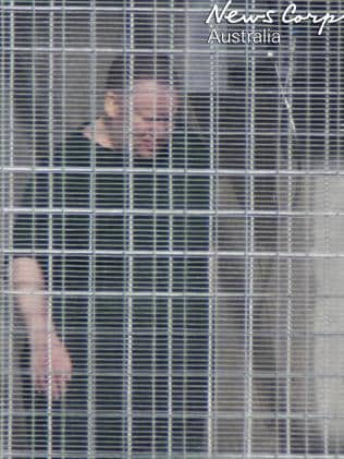 Martin Bryant last year in Risdon Prison, Hobart. Picture: Gary Ramage.