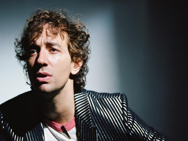 Different strokes: Albert Hammond Jr. Picture: AAP Image/Supplied by Positive Feedback