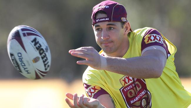 Billy Slater's return adds to Queensland's potency.
