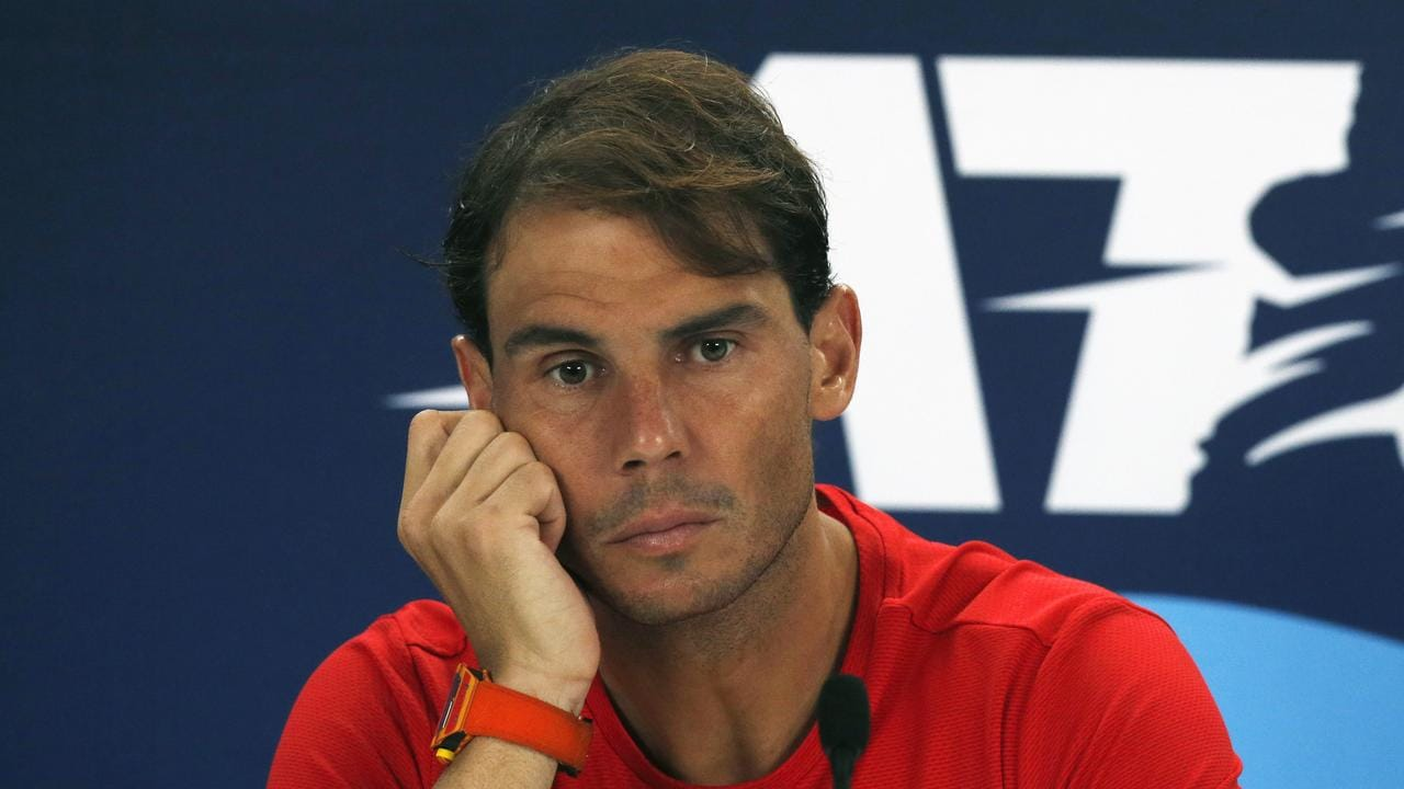 Rafael Nadal says the ATP Cup and Davis Cup cannot co-exist.
