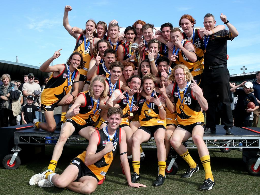 TAC Cup grand final: Dandenong Stingrays v Oakleigh Chargers