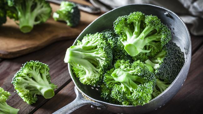 The only vegetable you need to eat (apparently) is broccoli.