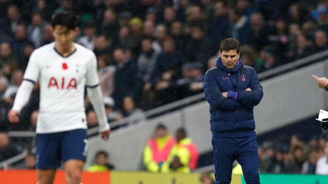 Spurs are struggling and Pochettino could be tempted with a big-money move elsewhere